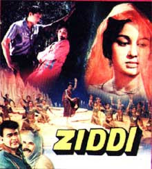 Ziddi (1964) - Hindi Movie