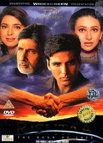 Ek Rishtaa: The Bond of Love 2001 Hindi Movie Download