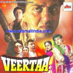 Veertaa (1993) - Sunny Deol, Jaya Prada, Neena Gupta, Pradeep Kumar ,Prem Chopra, Shakti Kapoor