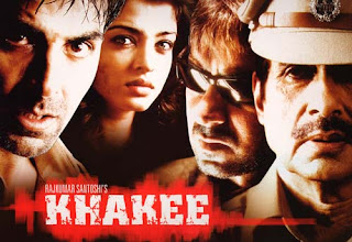 Khakee (2004 - movie_langauge) - Amitabh Bachchan, Akshay Kumar, Ajay Devgan, Aishwarya Rai, Tushar Kapoor, Atul Kulkarni, Tanuja, Jaya Prada, Lara Dutta, Vivek Vaswani, D Santosh, Radhika Menon, Sabyasachi Chakravarthy, Prasanna Ketkar, Yusuf Hussain, Shiva Natrajan, Kamlesh Sawant, Prakash Raj