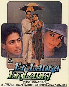Ek Ladka Ek Ladki 1992 Hindi Movie Watch Online