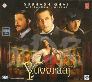 Yuvvraaj 2008 Hindi Movie Watch Online