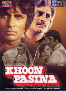 Khoon Pasina (1979) - Hindi Movie