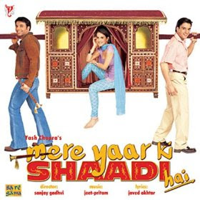 Mere Yaar Ki Shaadi Hai 2002 Hindi Movie Watch Online