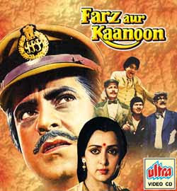 Farz Aur Kanoon 1982 Hindi Movie Watch Online