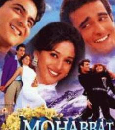 Mohabbat 1997 Hindi Movie Watch Online