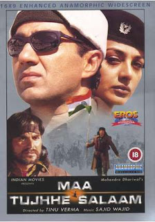 Maa Tujhhe Salaam 2002 Hindi Movie Watch Online