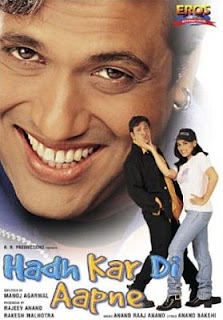 Hadh Kar Di Aapne 2000 Hindi Movie Watch Online