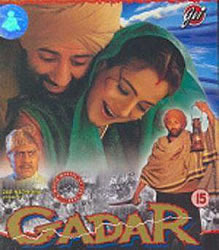 Gadar: Ek Prem Katha 2001 Hindi Movie Watch Online
