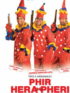Phir Hera Pheri 2006 Hindi Movie Watch Online