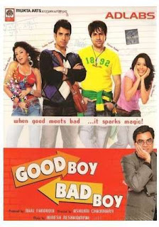 Good Boy, Bad Boy 2007 Hindi Movie Watch Online