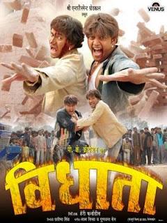 Vidhaata (2008) - Ravi Kaishan, dinesh Lal Yadav Nirahua, Pankaj Keshari, Pakhi Hegde, Anara Gupta, Poonam Sagar, Brajesh Tripathi, and Gopal Rai
