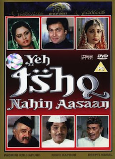 Yeh Ishq Nahin Aasaan (1984) - Hindi Movie