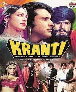 Kranti 1981 Hindi Movie Watch Online