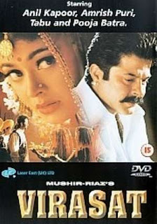 Virasat 1997 Hindi Movie Watch Online