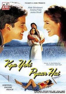 Kya Yehi Pyaar Hai 2002 Hindi Movie Watch Online