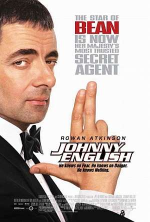 Johnny English 1 พยัคฆ์ร้าย ศูนย์ ศูนย์ ก๊าก HD 2003