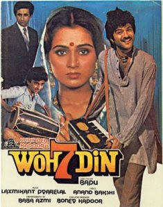 Woh 7 Din 1983 Hindi Movie Watch Online