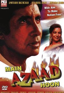 Main Azaad Hoon (1989) - Hindi Movie