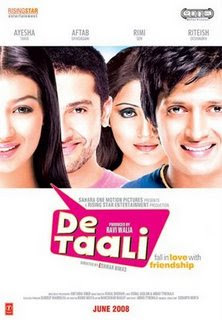 De Taali 2008 Hindi Movie Watch Online