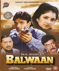 Balwaan 1992 Hindi Movie Watch Online