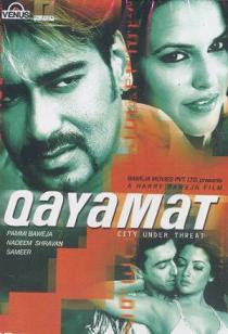 Qayamat: City Under Threat 2003 Hindi Movie Watch Online