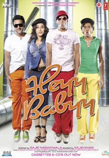 Heyy Babyy 2007 Hindi Movie Watch Online