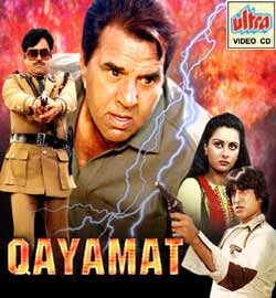 Qayamat 1983 Hindi Movie Watch Online