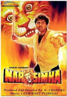 Narasimha 1991 Hindi Movie Watch Online