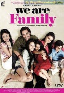 We Are Family (2010) - Hindi Movie