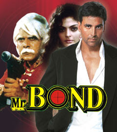 Mr. Bond (1992) - Hindi Movie