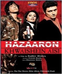 Hazaaron Khwaishein Aisi 2003 Hindi Movie Watch Online