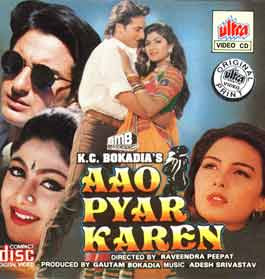 Aao Pyaar Karen 1994 Hindi Movie Watch Online