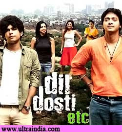 Dil Dosti Etc 2007 Hindi Movie Watch Online