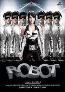 Robot (2010 - movie_langauge) - Rajnikant, Aishwarya Rai Bachchan