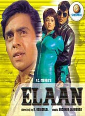Elaan 1971 Hindi Movie Watch Online