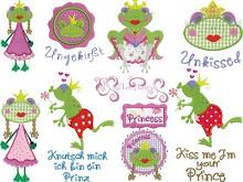 Froggi Prinzess