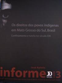 RELATÓRIO -  Os direitos dos povos indígenas em Mato Grosso do Sul, Brasil