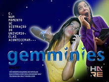 OS PRIMEIROS WEBCAPTS DO MUNDO - GEMMINIES
