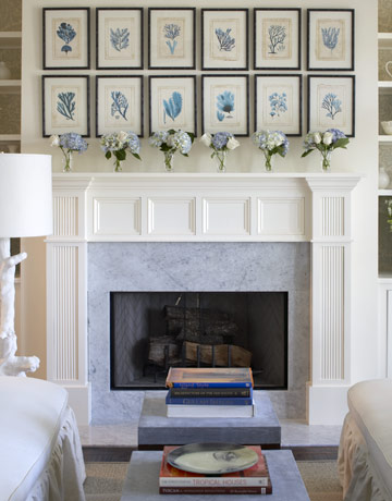 Motivational Monday: Mantel Decor Ideas]