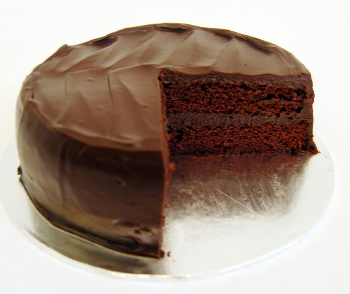 Frame Fanatic]: Happy National Chocolate Cake Day! [Cake Recipe]