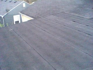 They Say That This Type Of Roll Roofing Should Last 10 Years. Even Still,  Youu0027ll Want To Keep An Eye On Any Flat Roof. They Are Notorious For Good  Reason.