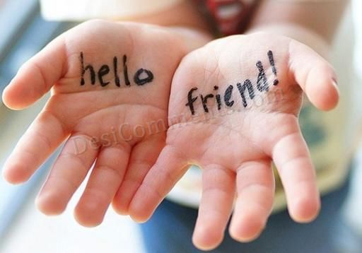 Hello My Friend