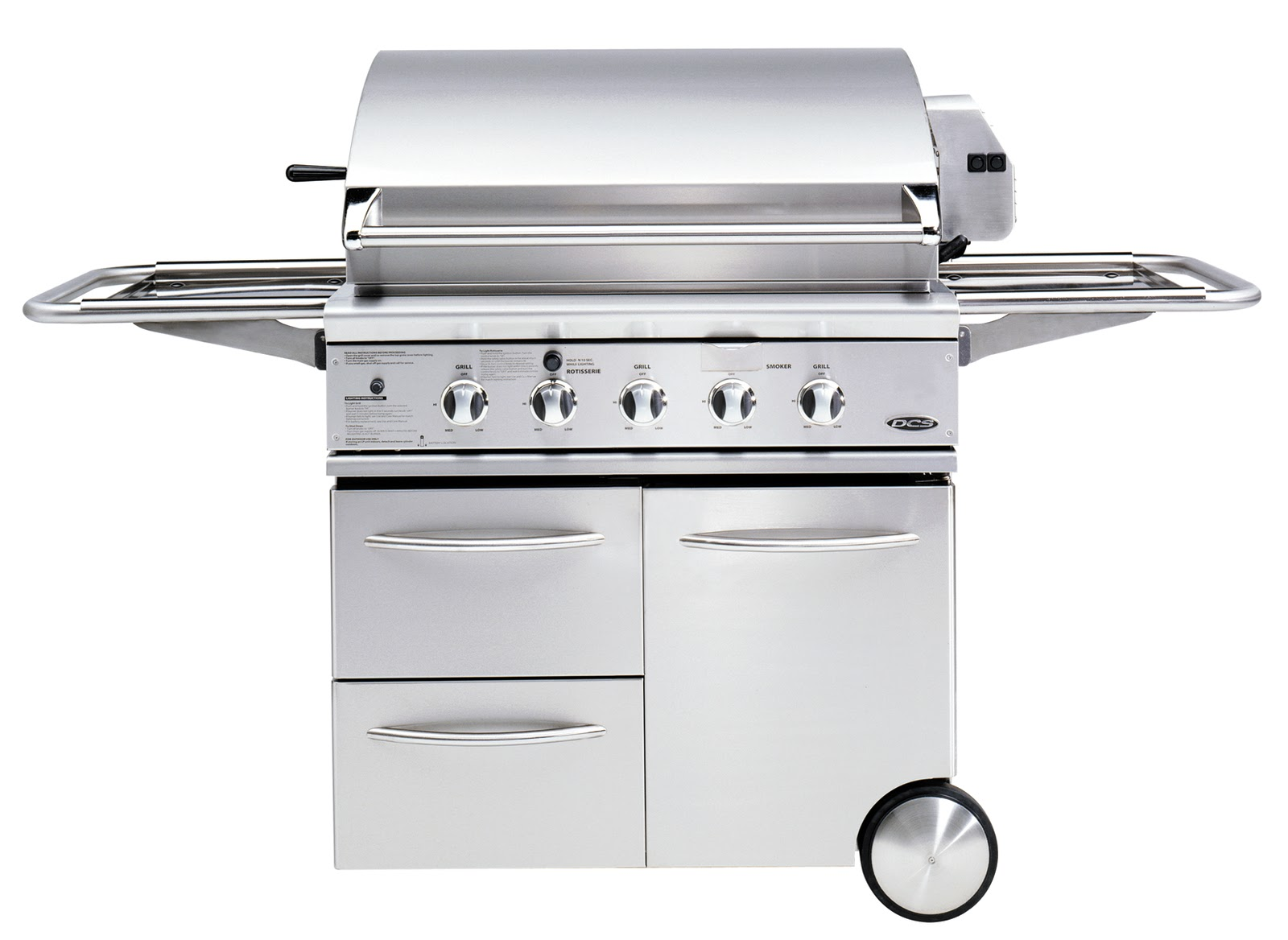dcs gas grill replacement parts