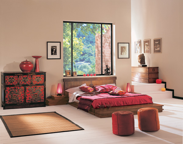 Best interior design house for Asian room decoration