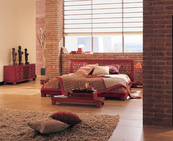 Zen Design For Bedroom Does Not Necessary Include Oriental Elements