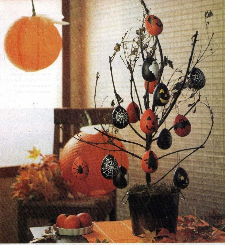 Spooky Decoration Ideas