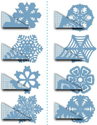 simple snowflake patterns for kids. A few simple patterns for kids