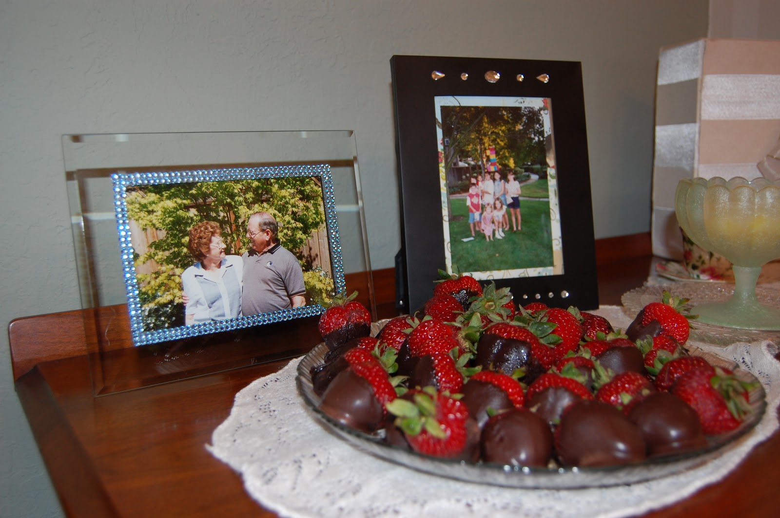 Grandmas Vintage 80th Birthday