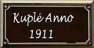 Kuplé anno 1911